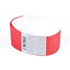 Obrázek z ID náramek Tyvek® 25 mm s metalickou ražbou