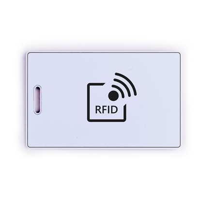 Plastová karta s RFID čipem