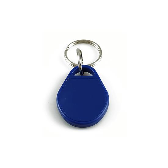 RFID tag / klíčenka modrá
