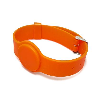 RFID Silikonový náramek / hodinky s řemínkem