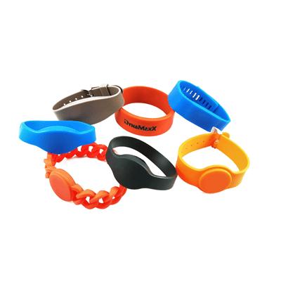 Obrázek pro kategorii RFID Silikonové náramky / hodinky