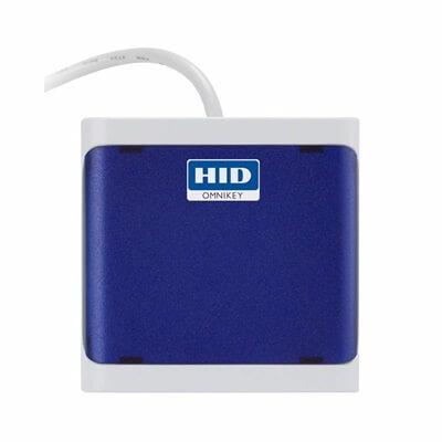 Obrázek pro kategorii RFID čtečky HID Global