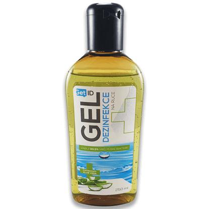 Dezinfekční gel s Aloe Vera 250 ml