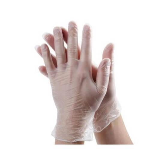 Vinylové rukavice (balení 100 ks)